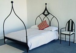 Ogee Gothic Double Bed